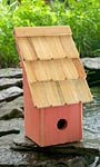 Heartwood Fruit Coop Bird House, Mango