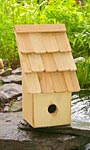 Heartwood Fruit Coop Bird House, Pear