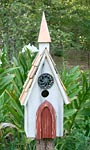 Heartwood Jubilee Bird House