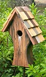 Heartwood Nottingham Bird House