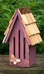 Heartwood Butterfly Breeze Butterfly House, Raisin