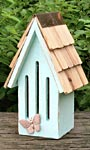 Heartwood Butterfly Breeze Butterfly House, Sky Blue