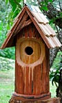 Heartwood The Woodcutter Bird House
