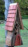 Heartwood Ye Olde Birde House, Antique Cypress