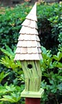 Heartwood Birdiwampus Bird House, Citrus