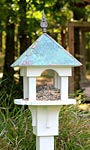 Heartwood Sky Box Cafe' Bird Feeder