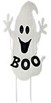 Land & Sea Metal Boo Ghost Yard Art