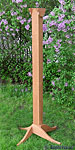 Looker Products Super Post, Cedar, 5' 1""