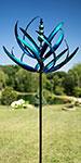 Marshall Kinetic Spring Reeds Vertical Spinner, Marine Blue