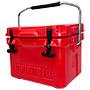 Mammoth Cruiser Cooler, Apple Red, 12 Quarts