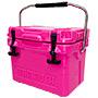 Mammoth Cruiser Cooler, Pink, 12 Quarts