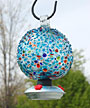 Dew Drop Hummingbird Feeder, Sprinkles, Multicolor, 22 oz.