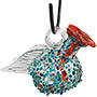 Parasol Pixie Hummingbird Feeder, Sprinkles, 4 oz.