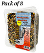 Pine Tree Farms Woodpecker Seed Bars, 14 oz., Pack of 8