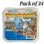 Pine Tree Never Melt Insect Suet Cakes, 12 oz., 24 Cakes