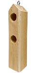 Pine Tree Farms Log Jammer Suet Feeder, Hornbeam