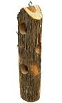 Pine Tree Farms Log Jammer Suet Feeder, Hornbeam