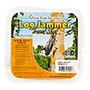 Pine Tree Log Jammer Insect Suet Plugs, Twelve 3-packs