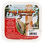 Pine Tree Log Jammer Hot Pepper Suet Plugs, Twelve 3-packs