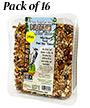 Pine Tree Farms Nutsie Seed Bars, 16 oz., Pack of 16