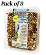 Pine Tree Farms Nutsie Seed Bars, 16 oz., Pack of 8