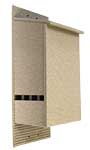 Songbird Essentials Four Chambered Bat House, Brown