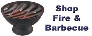 Shop Fire & Barbecue