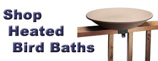 Shop Heated Bird Baths