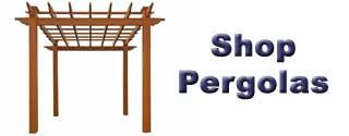 Shop Pergolas