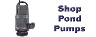 Shop Pond Pumps