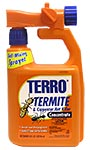 TERRO Termite & Carpenter Ant Killer Concentrate, RTS, 32 oz