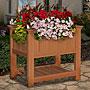 New England Bloomsbury Raised Planter Box, 2�L x 3'W