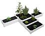 Vita Gardens Beneficial Pollinator Garden Bed, 7'L x 11.5'W