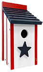 Woodlink Patriotic Bluebird House