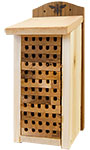 Woodlink Heavy Duty Cedar Mason Bee House, Large