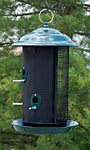 Woodlink Combination Thistle & Seed Bird Feeder, Large