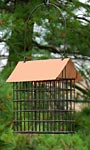 Woodlink Coppertop Double Suet Cage Feeder