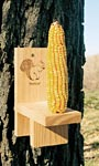 Woodlink Squirrel Chair Ear Corn Feeder