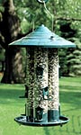 Woodlink Triple Tube Bird Feeder